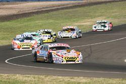Sergio Alaux, Coiro Dole Racing Chevrolet, Lionel Ugalde, Ugalde Competicion Ford, Emanuel Moriatis,