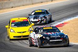 #54 Atlanta Motorsports Mazda MX-5: Patrick Gallagher