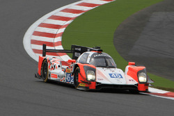 #45 Manor, Oreca 05 - Nissan: Tor Graves, Alex Lynn, Shinji Nakano