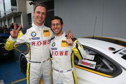 Stef Dusseldorp, Alexander Sims, ROWE Racing, BMW M6 GT3