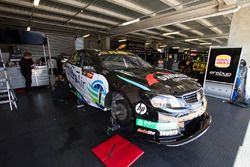 Shae Davies und Chris Van Der Drift, Erebus Motorsport, Holden