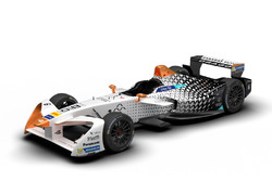 Dragon Racing livery