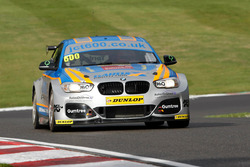 #600 Sam Tordoff,Team JCT600 with GardX, BMW 125i MSport