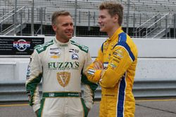 Ed Carpenter, Ed Carpenter Racing Chevrolet, Josef Newgarden, Team Penske Chevrolet