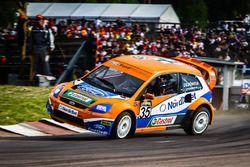 Marcus Gronholm, Ford Fiesta ST ERC