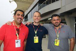 Сальман Аль Халифа, Бас Коетен и Хуссейн Карими, Bas Koeten Racing