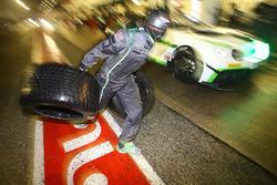 Un arrêt pour Bentley Team M-Sport