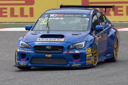 Luigi Ferrara, Subaru Impreza STi, Top Run Motorsport