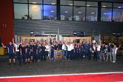 Team champion in LMP3, United Autosports