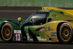 #13 Inter Europol Competition, Ligier JS P3-Nissan: Jakub Smiechowski, Jens Petersen