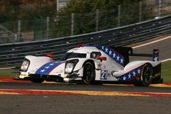 #21 DragonSpeed, Oreca 05-Nissan: Henrik Hedman, Nicolas Lapierre, Ben Hanley