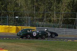 ¿Que manera de? #67 Aston Martin DB2/4 (1954): Jean-Yves Grandidier, Bernard Wilhelm
