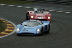 #61 Chevron B16 (1970): Philipp Schmitz-Morkramer, Nikolaus Ditting