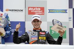 Podio novatos, Anthoine Hubert, Van Amersfoort Racing Dallara F312 – Mercedes-Benz