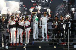 Podyum Am Cup: 1. #84 HTP Motorsport, Mercedes-AMG GT3: Maximilian Buhk, Dominik Baumann, Jazeman Ja