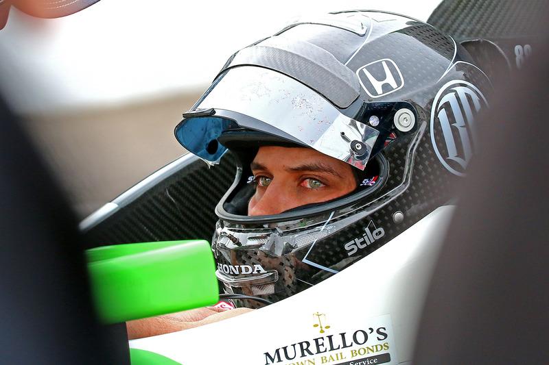 Bryan Clauson, Dale Coyne Racing Jonathan Byrd Racing