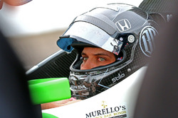 Bryan Clauson, Dale Coyne Racing Jonathan Byrd Racing