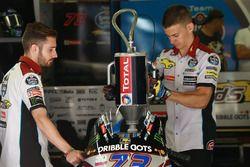 L'essence mise dans la moto d'Alex Marquez, Marc VDS