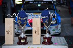 Marco Signor e Patrick Bernardi, Sama Racing, trofei