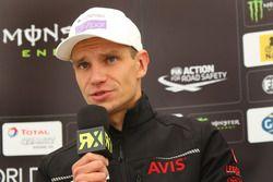 Conférence de presse : Janis Baumanis, World RX Team Austria