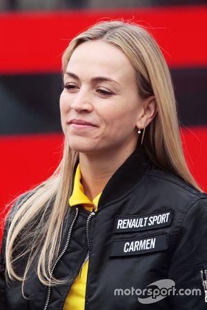 Carmen Jorda, Renault Sport F1 Team Geliştirme Pilotu