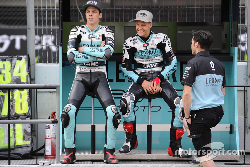 Joan Mir, Leopard Racing, Fabio Quartararo, Leopard Racing