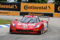 #31 Action Express Racing Corvette DP : Eric Curran, Dane Cameron