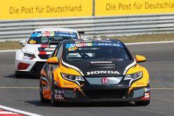 Norbert Michelisz/Stéphane Lemeret, Boutsen Ginion Racing, Honda Civic TCR