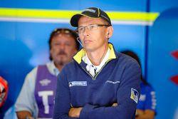 نيكولاس جوبرت، المدير التقني لميشلان