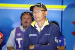 Николя Губер, технический директор Michelin Motorsport