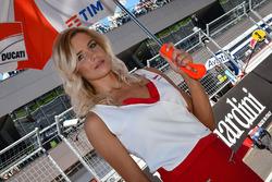 Прекрасные промо-девушки Ducati Team