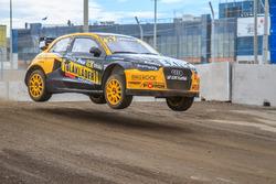 Робин Ларссон, Larsson Jernberg Racing Team