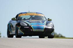 #31 Bodymotion Racing Porsche Cayman: Devin Jones, Jason Rabe