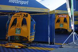 Turner Motorsport team área