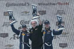 Podium: Sieger: #15 Multimatic Motorsports, Mustang Boss 302R: Billy Johnson, Scott Maxwell