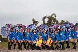 Las bellas chicas WTCC