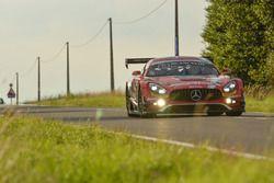 #88 AMG-Team AKKA ASP, Mercedes-AMG GT3: Tristan Vautier, Renger Van der Zande, Felix Rosenqvi