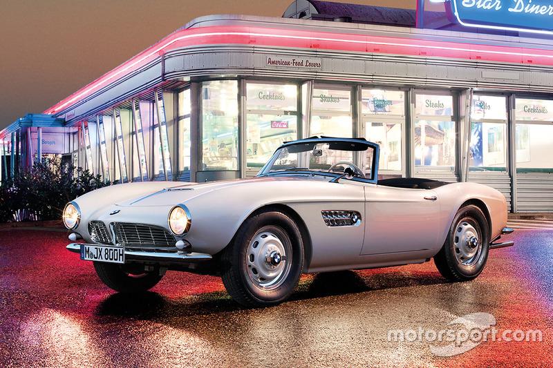 10. Elvis Presley BMW 507
