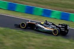 Sergio Perez, Sahara Force India F1, VJM09