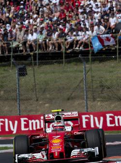 Kimi Raikkonen, Ferrari, SF16-H