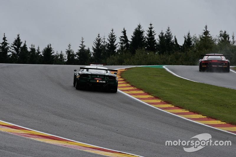 #52 AF Corse Ferrari 488 GT3: Duncan Cameron, Andrew Scott, Matt Griffin, Riccardo Ragazzi
