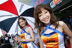 Lovely KTM girls