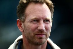 Christian Horner, directeur Red Bull Racing