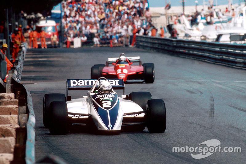 Ricardo Patrese - 6 victorias