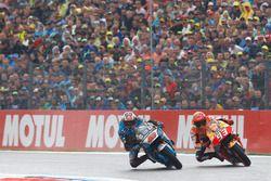 Marc Marquez, Repsol Honda Team; Jack Miller, Marc VDS Racing, Honda