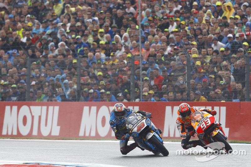 Marc Marquez, Repsol Honda Team e Jack Miller, Marc VDS Racing Honda