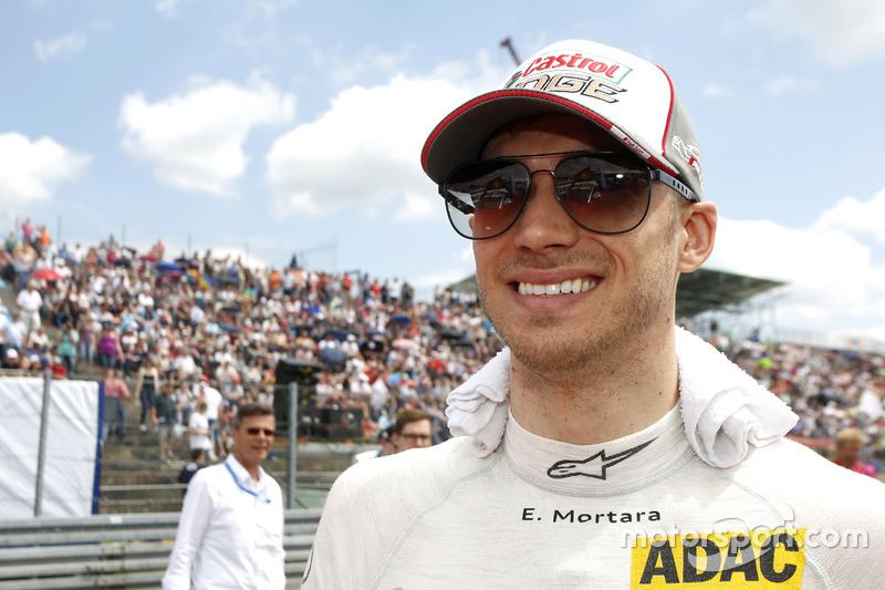 #6: Edoardo Mortara (76 Rennen)