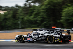#30 Extreme Speed Motorsports Ligier JS P2 Nissan: Scott Sharp, Ed Brown, Johannes van Overbeek