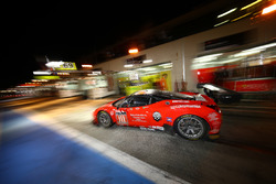 #111 Kessel Racing Ferrari 458 Italia: Stephen Earle, Bernard Delhez, David Perel