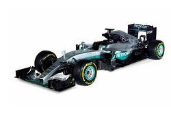 Mercedes AMG F1 modeli